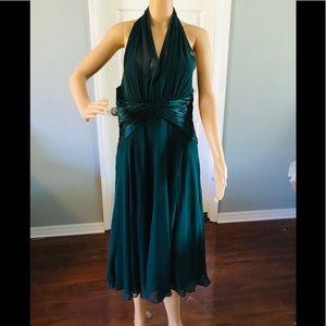 Maggie London Chiffon Dress